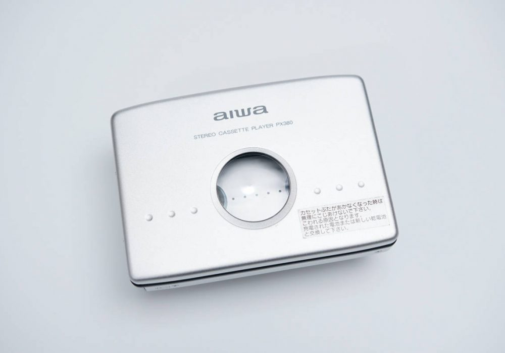 AIWA PX380 磁带随身听