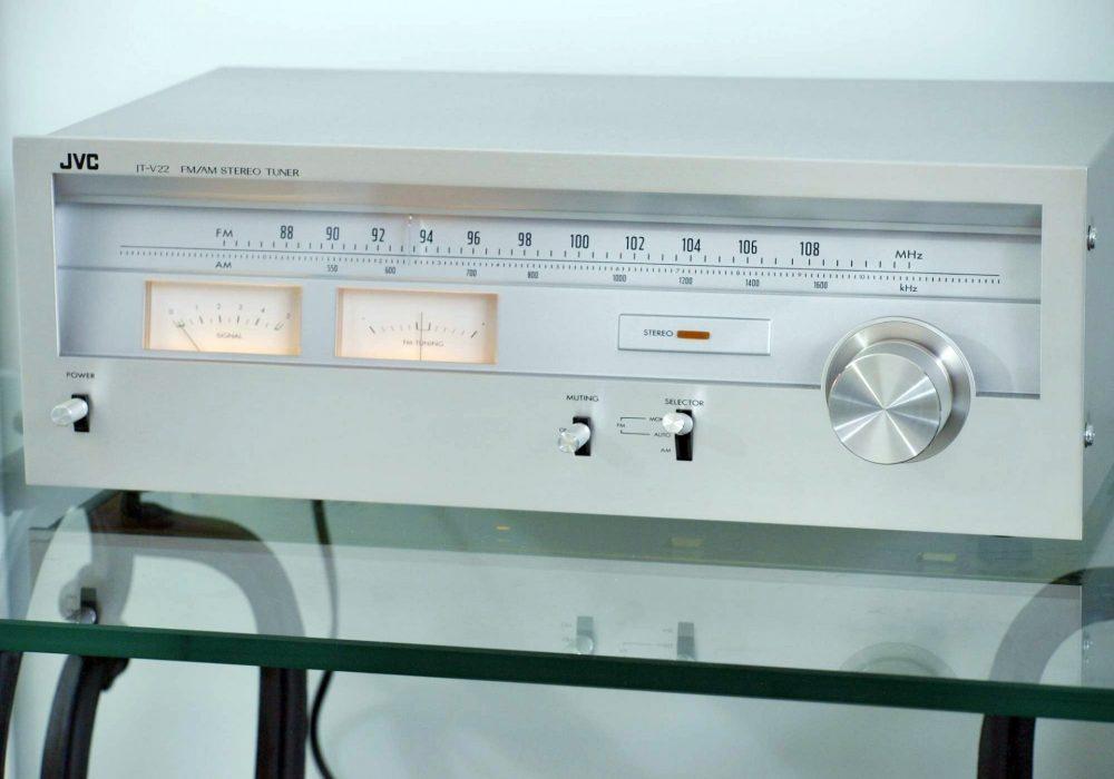 JVC JT-V22 功率放大器
