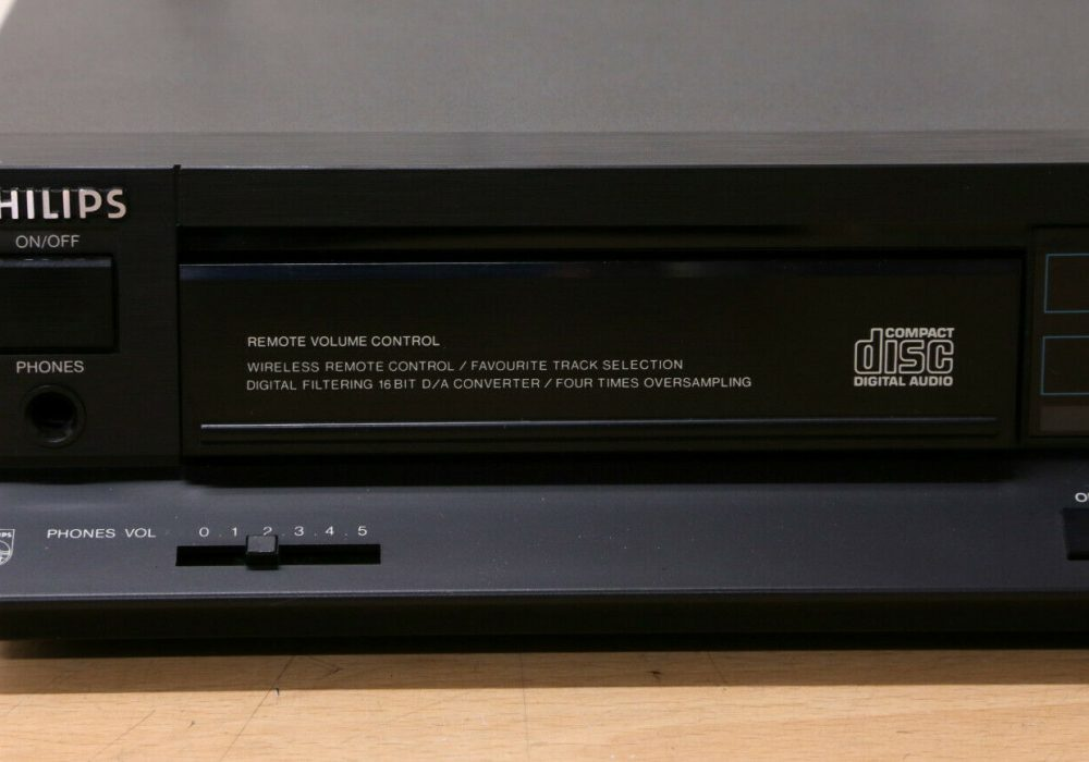 PHILIPS CD473 CD Player CD播放机