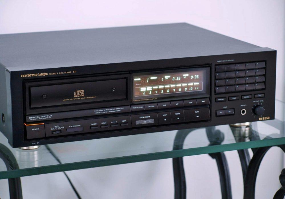 Onkyo DX-6550