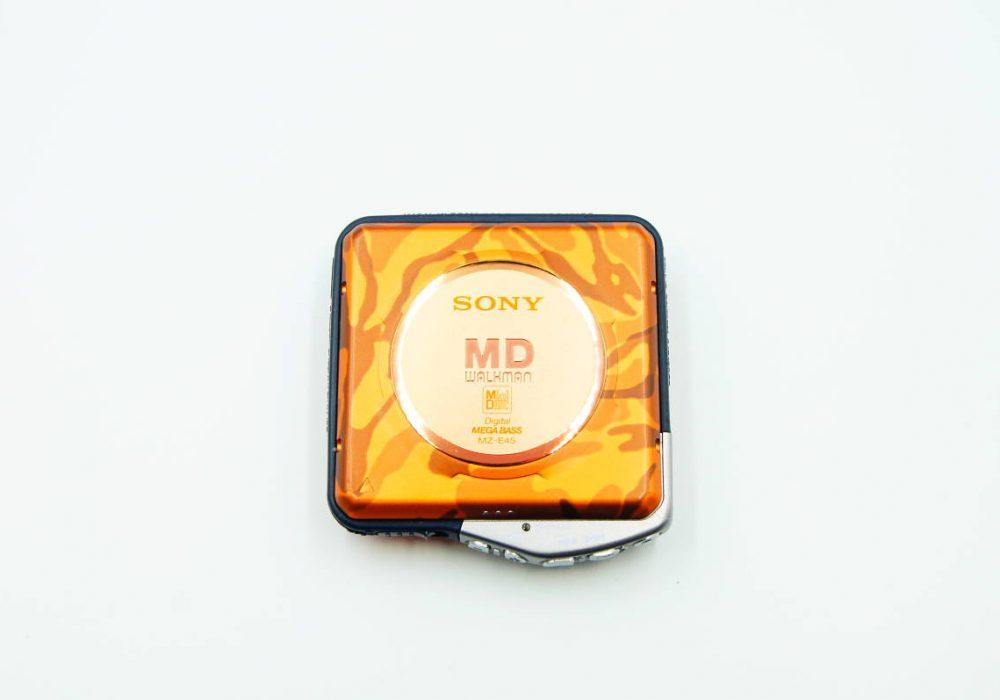 SONY MZ-E45 MD 随身听