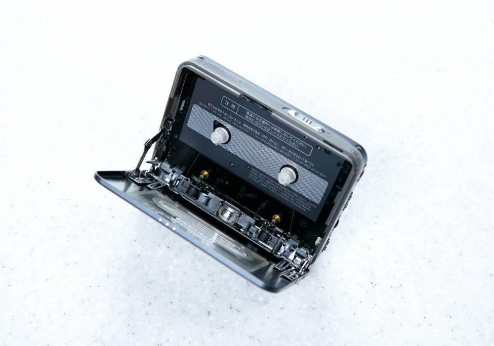 Panasonic RQ-SX15 磁带随身听