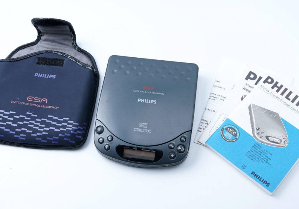 ★ジャンク★ PHILIPS CD PLAYER プレーヤー AZ 6846/06