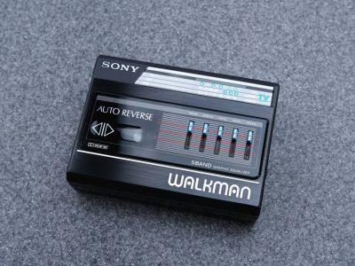 SONY WM-F60 WLAKMAN 磁带随身听