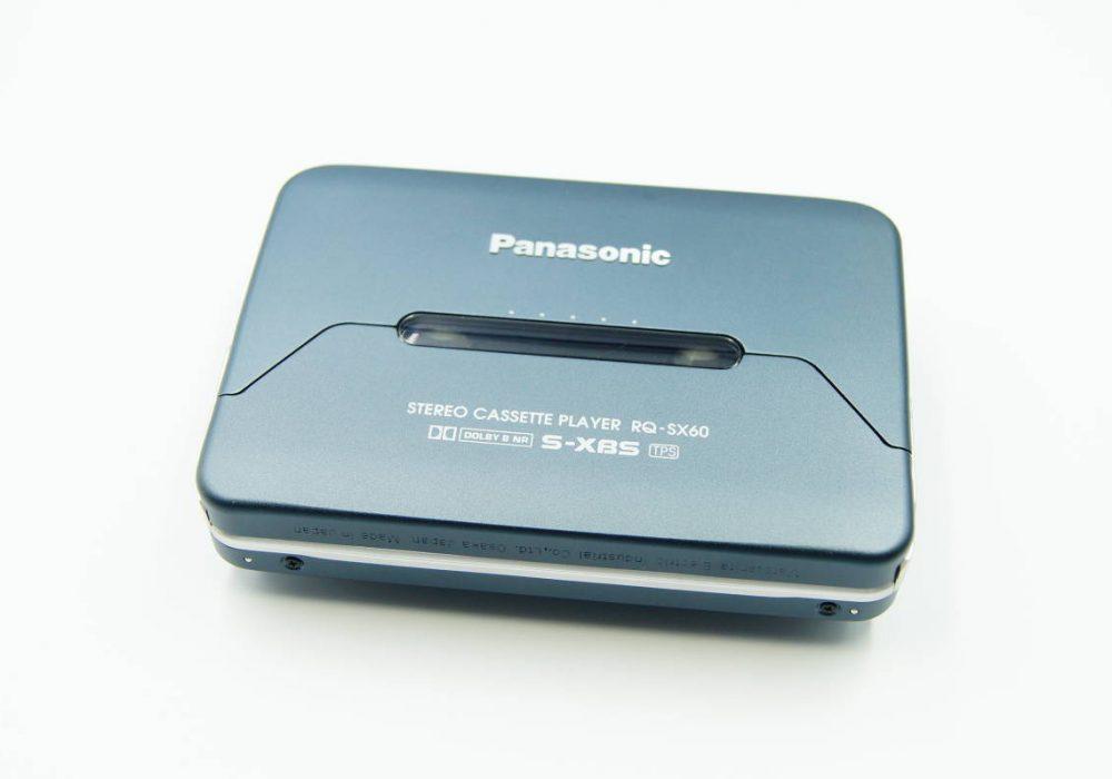 松下 Panasonic RQ-SX60-K 磁带随身听