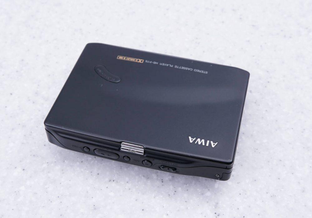 AIWA アイワ カセットプレーヤー HS-P75 BLACK