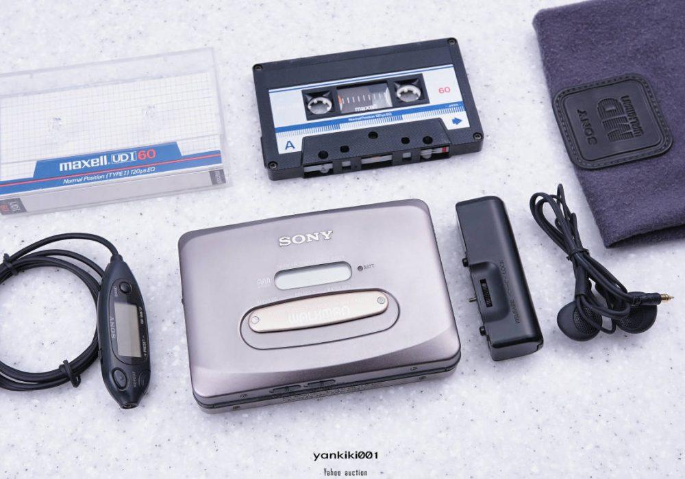 SONY WLAKMAN WM-FX999 磁带随身听