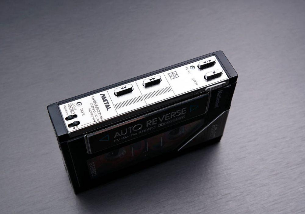 National RX-SA10 磁带随身听