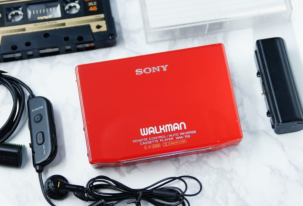 SONY WM-702 WALKMAN 磁带随身听