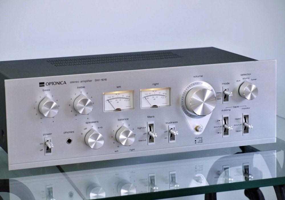 SHARP Optonica SM-1616 功率放大器