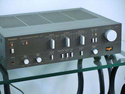 Technics SU-V7 功率放大器
