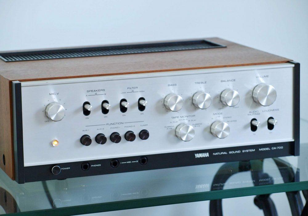 雅马哈 YAMAHA CA-700 功率放大器