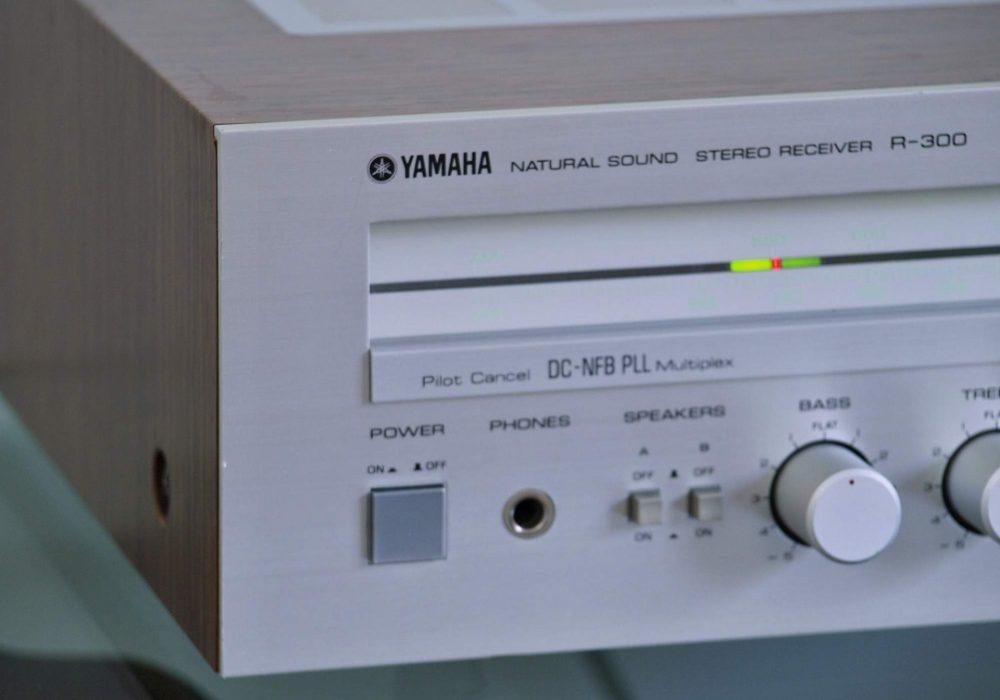 雅马哈 YAMAHA R-300 收扩机