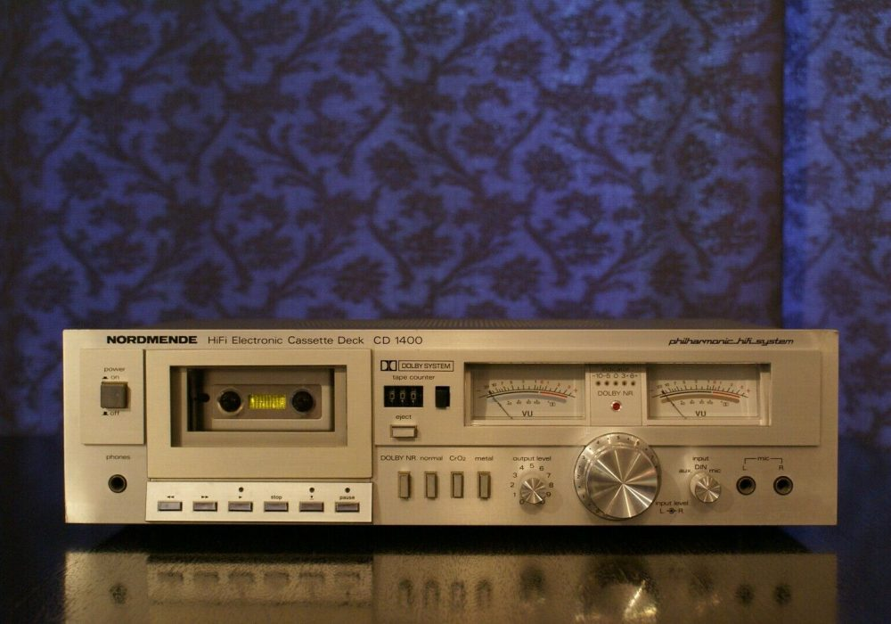 Nordmende CD-1400 卡座