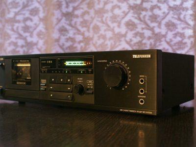 Telefunken HC-870 卡座