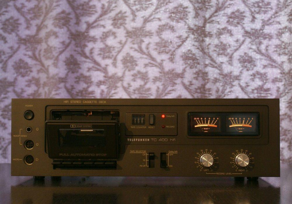 Telefunken TC-400 卡座