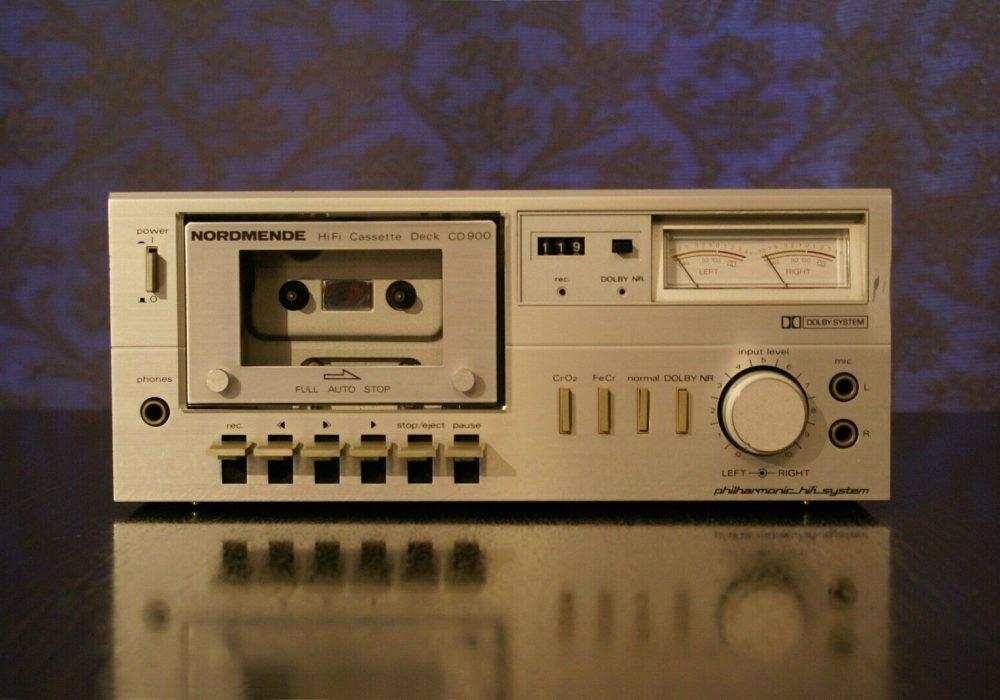Nordmende CD900 Mini 卡座