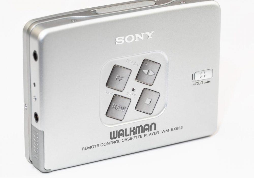 索尼 SONY WM-EX633 walkman 磁带随身听