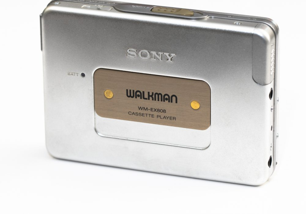 索尼 SONY WM-EX808 Walkman 磁带随身听