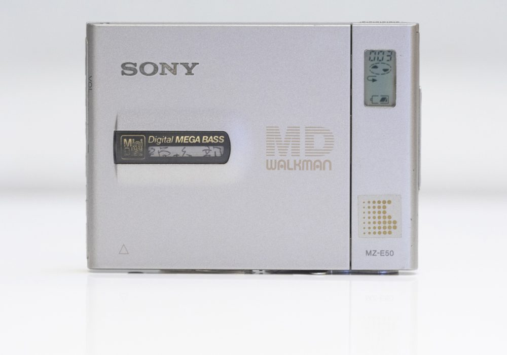 索尼 SONY MZ-E50 MD随身听