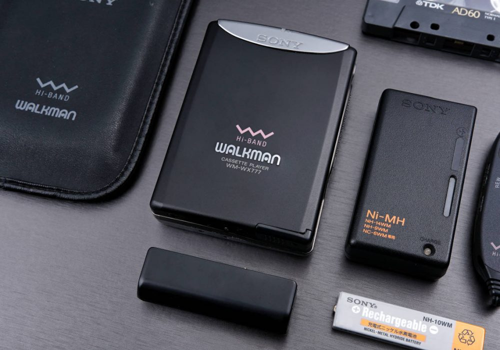 SONY WALKMAN WM-WX777 磁带随身听