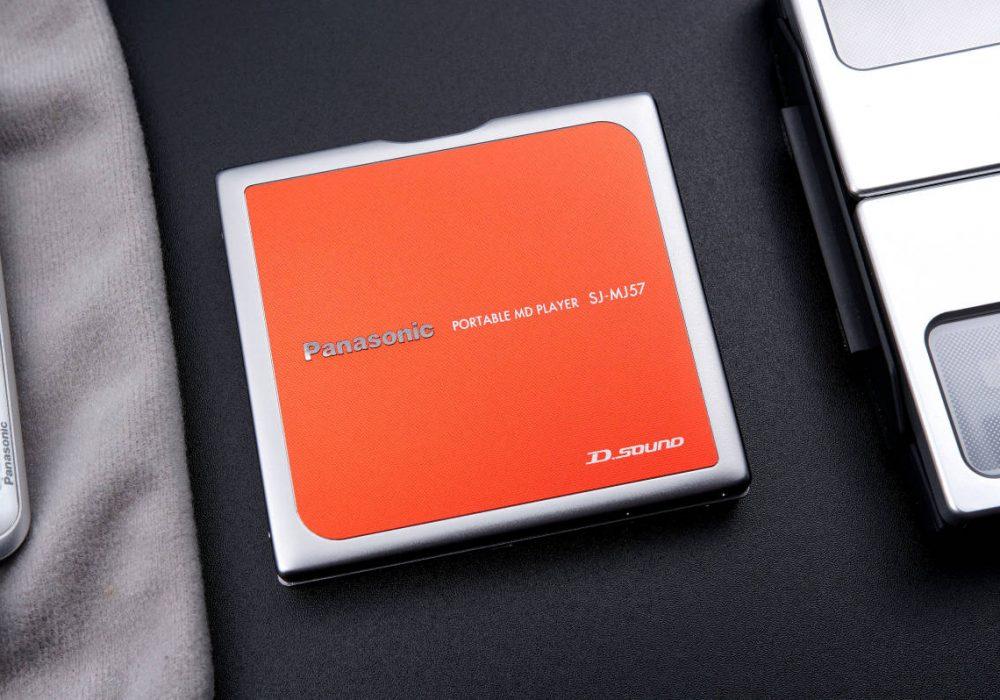 Panasonic SJ-MJ57 MD随身听