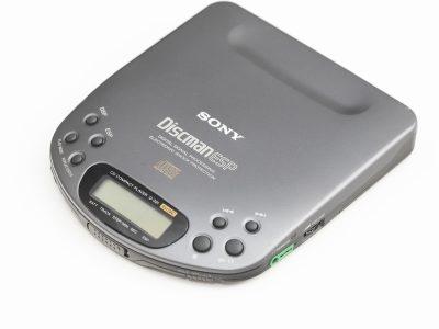 索尼 SONY D-321 Discman CD随身听