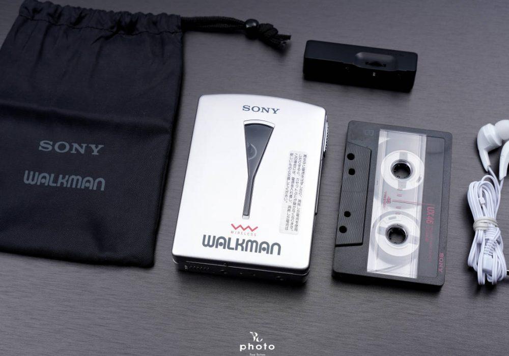 ★美品・動作〇★ SONY ソニー WALKMAN ポータブルカセットプレーヤー WM-WE1 シルバー