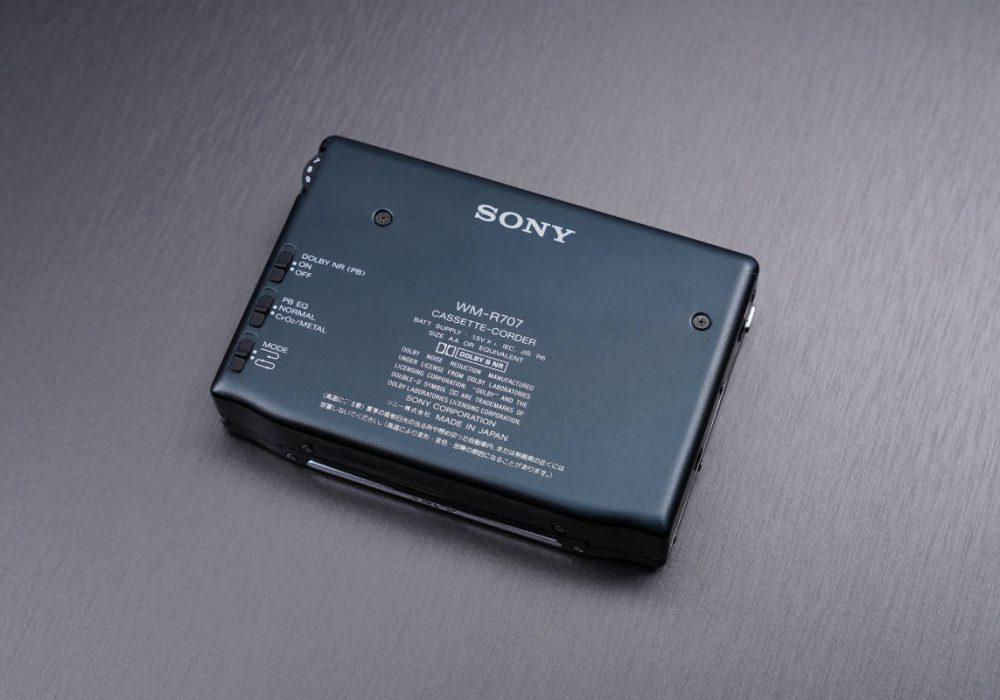 美品 ×索尼 SONYWALKMAN便携カセット播放器 WM-R707