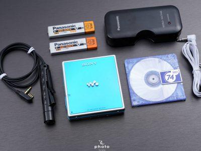 索尼 SONY MZ-E620 MD WALKMAN 便携 MD播放器