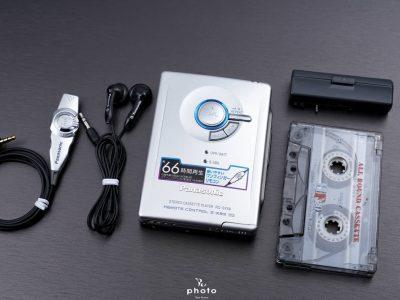 松下 Panasonic パナソニック便携カセット播放器 RQ-SX59 シルバー