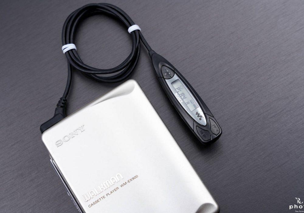 美品索尼 SONYWALKMAN便携カセット播放器 WM-EX900 GOLD
