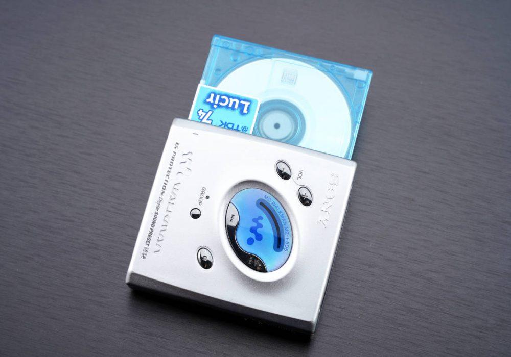 美品索尼 SONYMD WALKMAN便携 MD播放器 MZ-E505