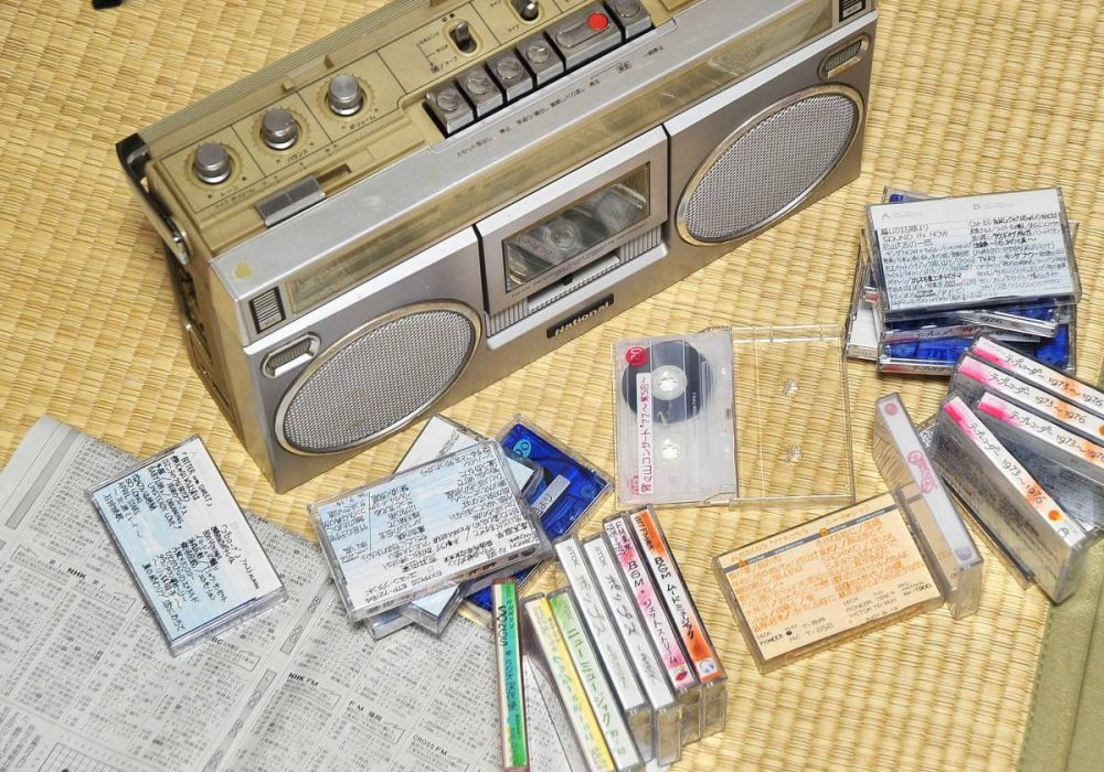 National RX-5090 立体声单卡收录机