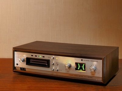 National RS-806U 8-Track 8轨 磁带卡座
