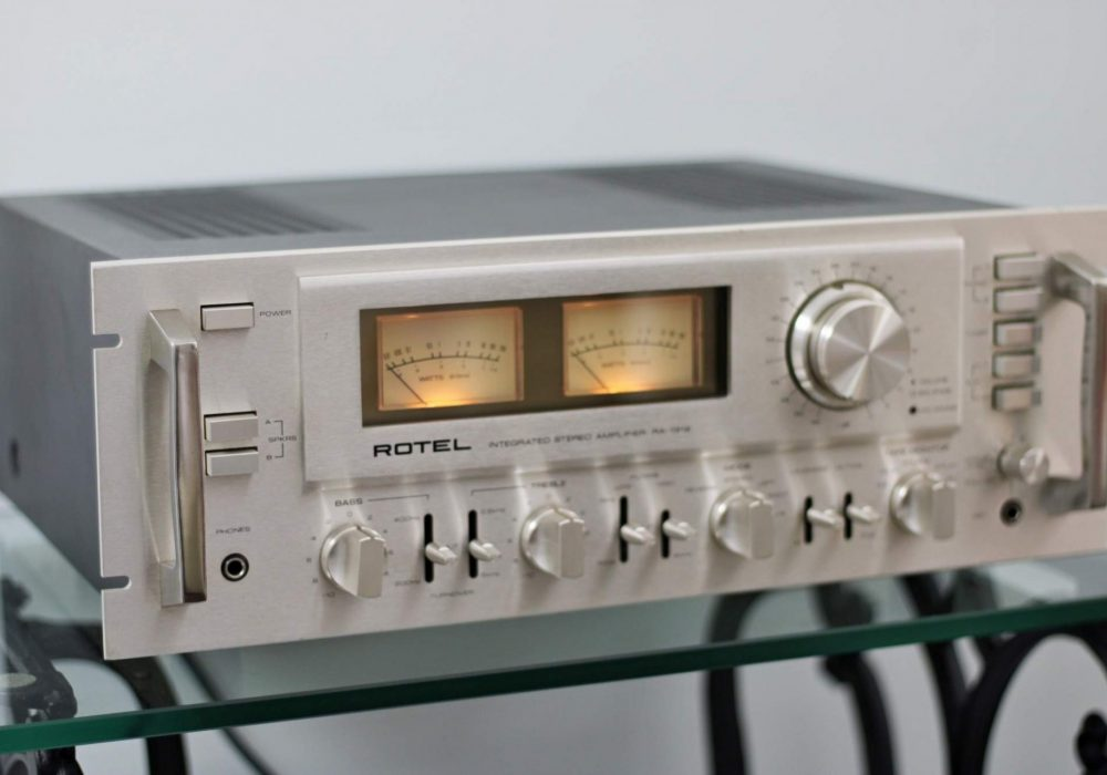 Rotel RA-1312 功率放大器