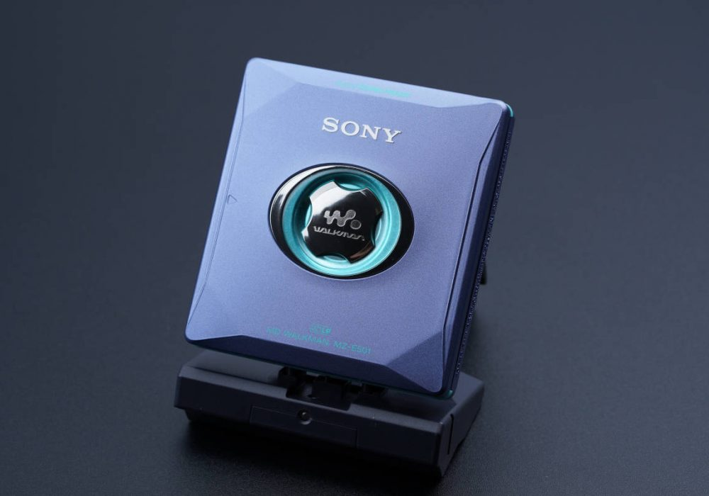 索尼 SONYMD WALKMAN MDLP対応便携 MD播放器 MZ-E501