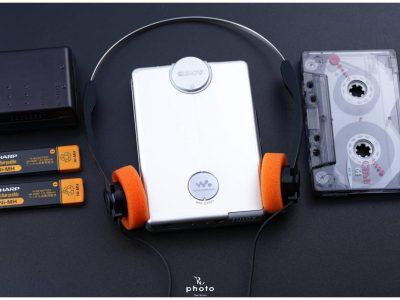 美品索尼 SONYWALKMAN便携カセット播放器 WM-EX921 シルバー