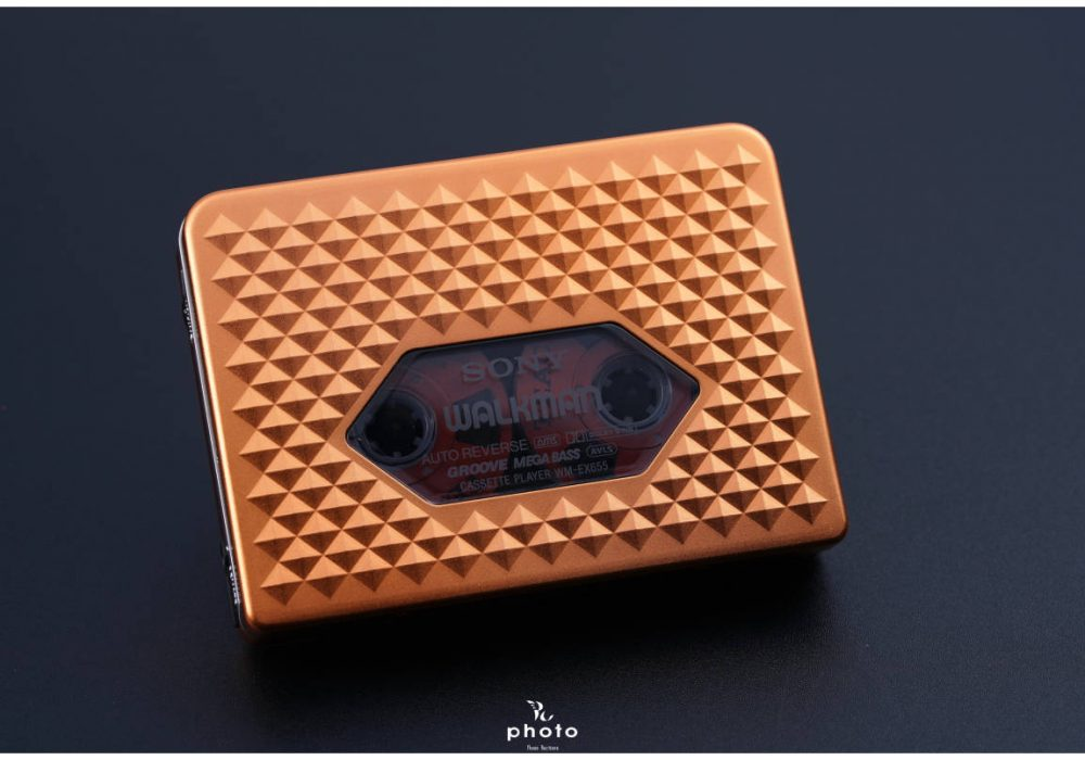 索尼 SONYWALKMAN便携カセット播放器 WM-EX655