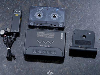 △索尼 SONYWALKMAN便携カセット播放器 WM-505 Black