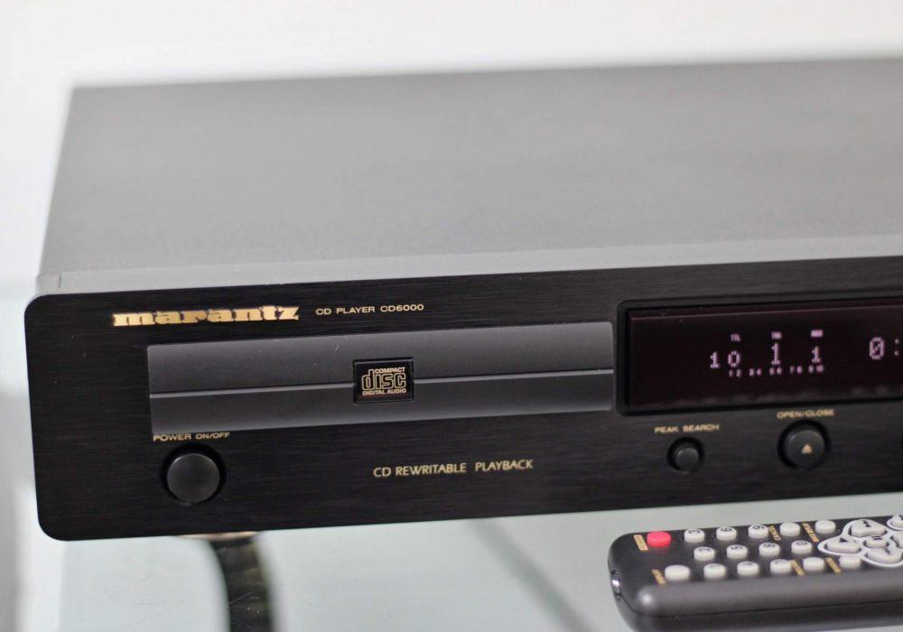 马兰士 Marantz CD6000