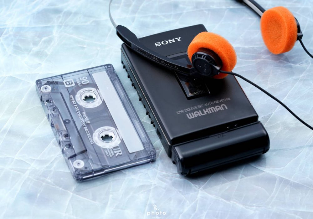 実用品索尼 SONYWALKMAN便携カセット播放器 WM-607