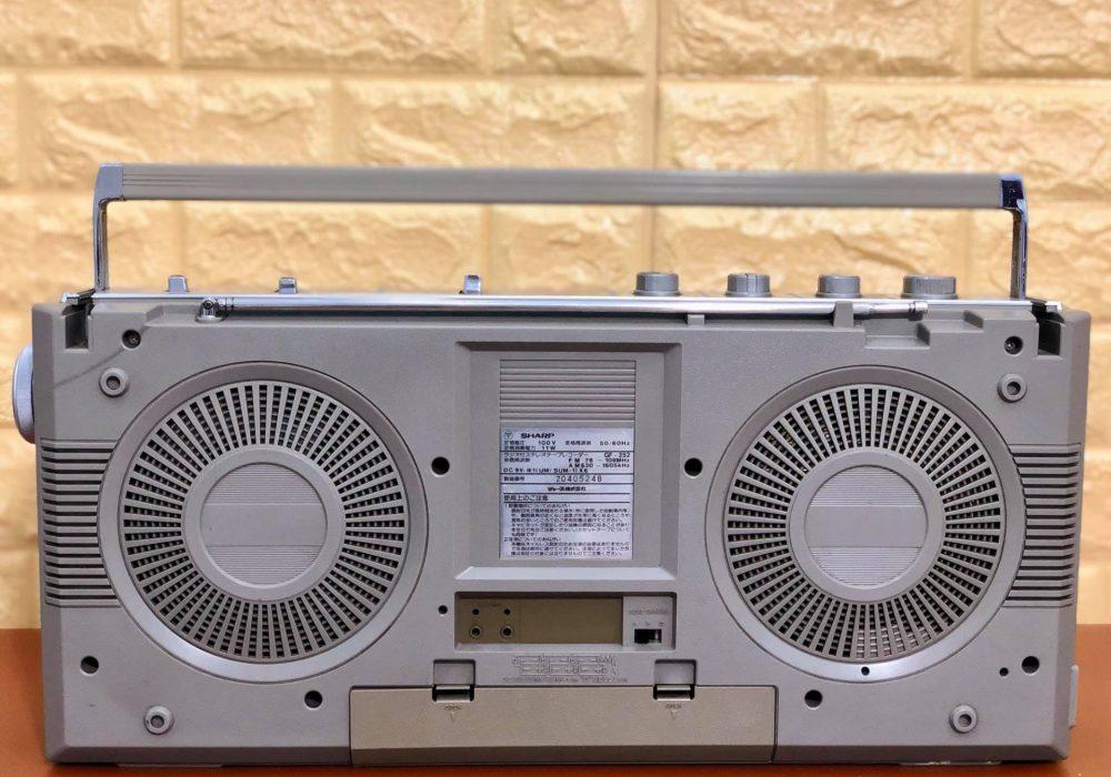 SHARP GF-252 收录机