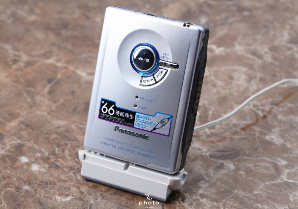 松下 Panasonic RQ-SX59-S 磁带随身听