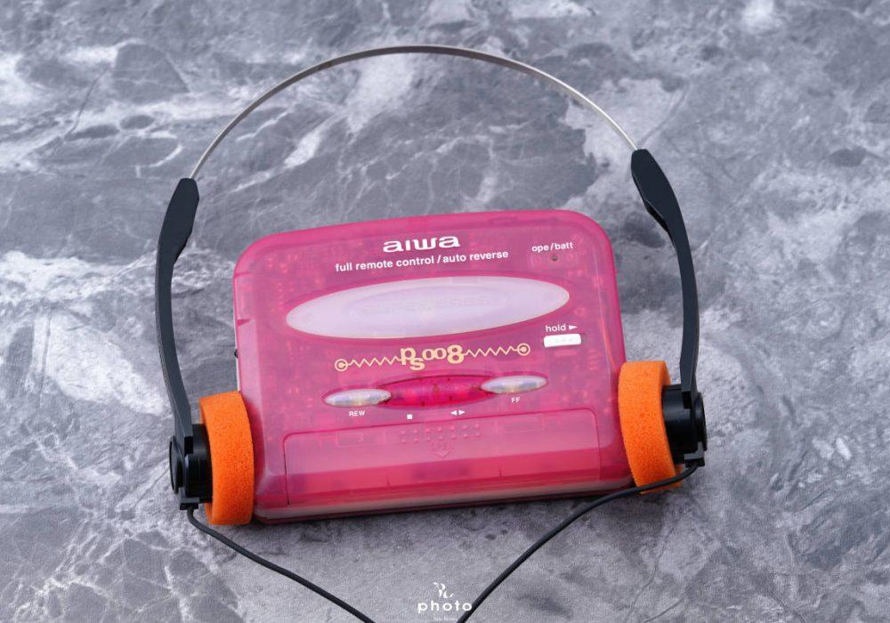 aiwa HS-PS008 磁带随身听