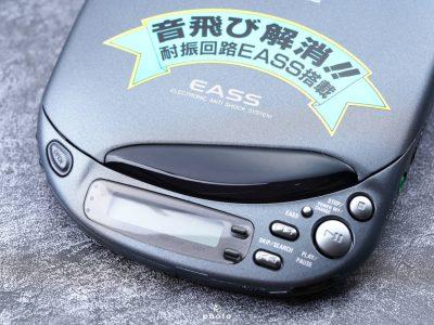 aiwa XP-88 CD播放器 CD随身听