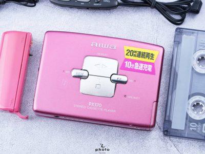 aiwa HS-PX370 磁带随身听