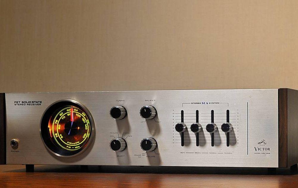 VICTOR MSL-501 RECEIVER 收音头