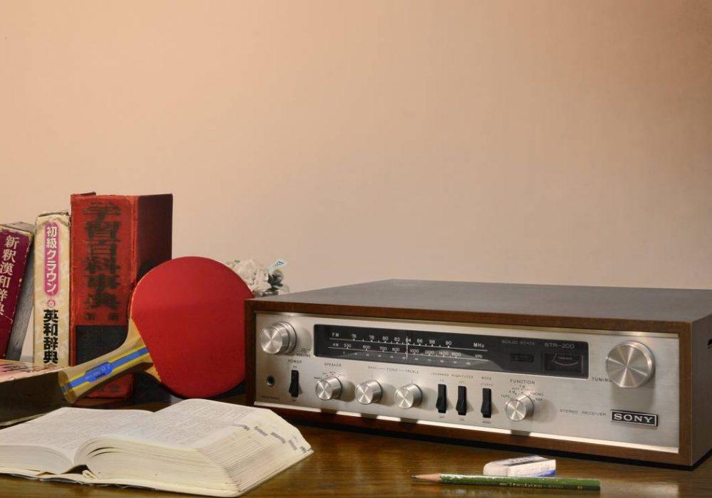索尼 SONY STR-200 AM/FM RECEIVER 收音头