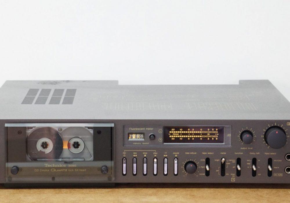 Technics RS-M85 卡座